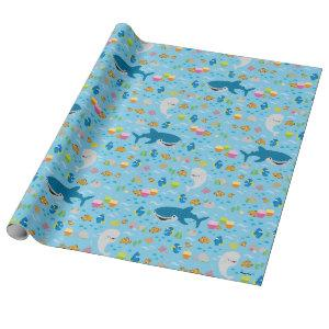Finding Dory Colorful Pattern