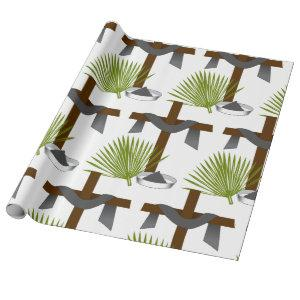 Forgiveness Cross Wrapping Paper