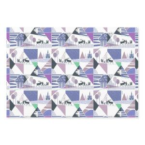 Frozen 2 | Seek the Truth Character Pattern Wrapping Paper Sheets