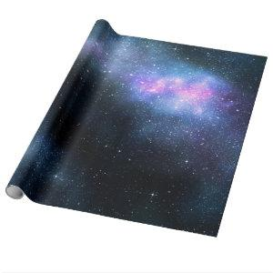 Galaxy Milky Way Wrapping Paper