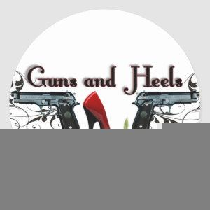 Guns and Heels Stickers