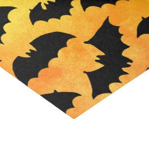 Halloween bats Holiday tissue paper