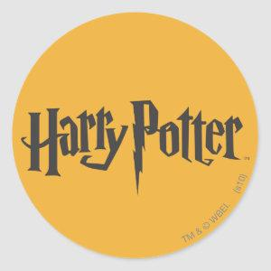 Harry Potter 2 Classic Round Sticker