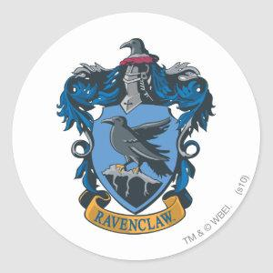 Harry Potter | Mr. Ravenclaw Coat of Arms Classic Round Sticker