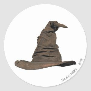 Harry Potter Spell | Sorting Hat Classic Round Sticker