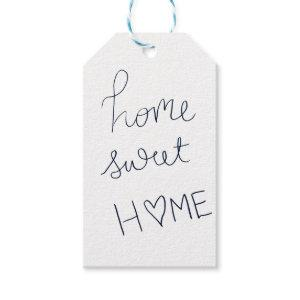 Home Sweet Home Gift Tags