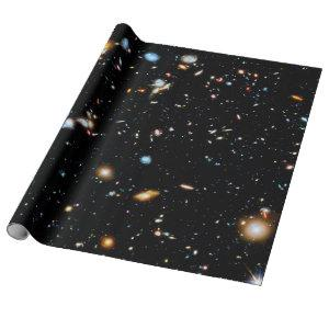 Hubble Ultra Deep Field Wrapping Paper