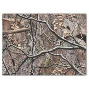 Hunting Camouflage Pattern 8 Tissue Paper