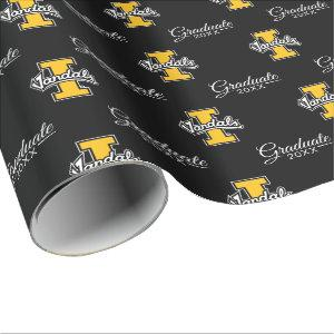 Idaho Vandals Graduate Wrapping Paper