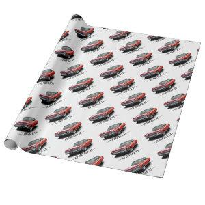 Impala Wrapping Paper