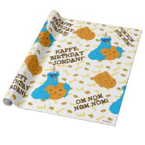 It's a Cookie Party Pattern Wrapping Paper
