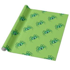 Itsy Bitsy Spider Norman Wrapping Paper
