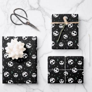 Jack Skellington First Birthday Wrapping Paper Sheets
