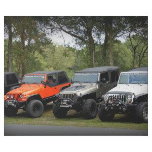 Jeep Club Wrapping Paper