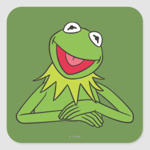 Kermit the Frog Square Sticker