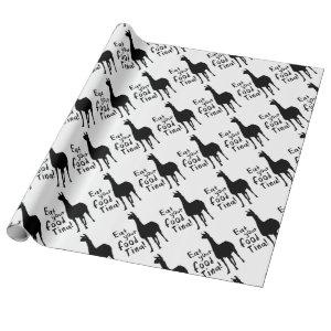 lama dynamite wrapping paper