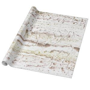 Light brown marble wrapping paper