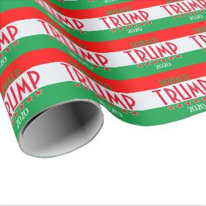 Look!! Trump 2020 wrapping paper