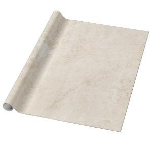 Luxe Faux Marble Look Wrapping Paper