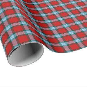 MacLaine of Lochbuie Clan Tartan Wrapping Paper