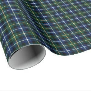 MacNeil of Barra Clan Tartan Wrapping Paper