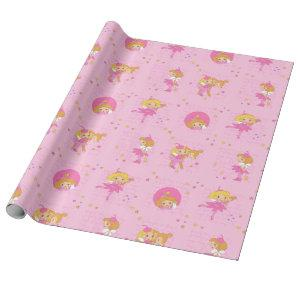 Magic Fairy Wrapping Paper