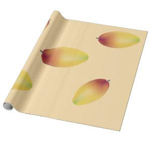 Mangoes Wrapping Paper