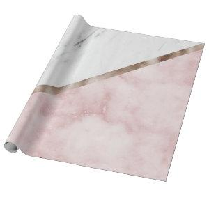 Marble clouds geometry wrapping paper