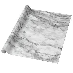 Marble Gift Wrapping Paper