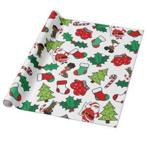Merry Christmas Little One Wrapping Paper