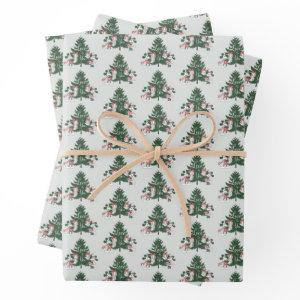 Mickey & Minnie | Christmas Love to You Wrapping Paper Sheets