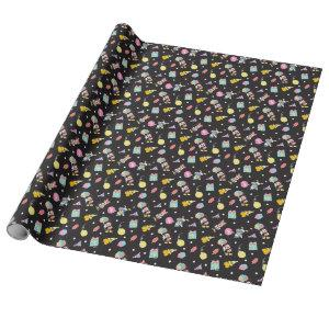 Mickey & Minnie | Time to Party Wrapping Paper