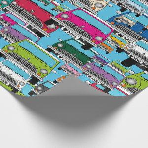 Mini Mad Wrapping Paper