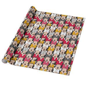 Minnie Mouse | Pattern Wrapping Paper