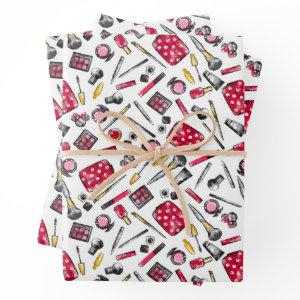 Minnie Mouse | #what'sinmypurse Pattern Wrapping Paper Sheets