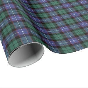 Mitchell Clan Tartan Wrapping Paper