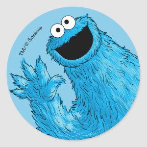 Monster at the End of this Story | Cookie Classic Round Sticker