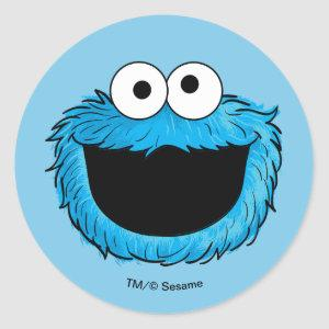 Monster at the End of this Story | Cookie Monster Classic Round Sticker