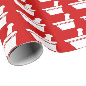 Mortar & Pestle Wrapping Paper