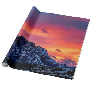 Mountain Wrapping Paper