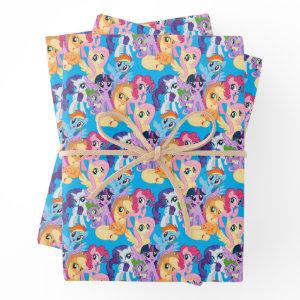 My Little Pony | Best Friends Group Wrapping Paper Sheets