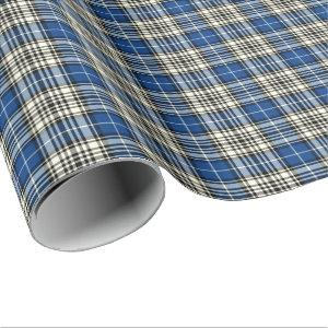 Napier Clan Tartan Wrapping Paper