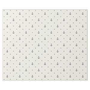 Nautical Ocean Anchor Gift Wrapping Paper