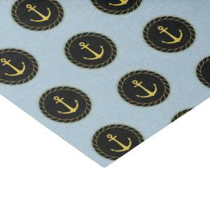 Navy/Sailor Party Gift Wrap Tissue Paper