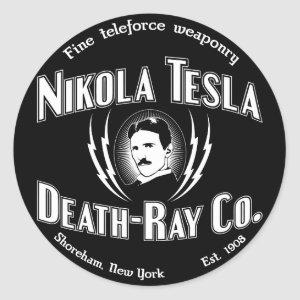 Nikola Tesla he woul If Edison had a needle to find in a haystack Wall Quote