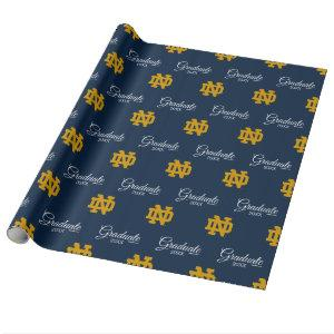 Notre Dame | Graduation Wrapping Paper