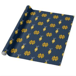 Notre Dame | Holiday Wrapping Paper