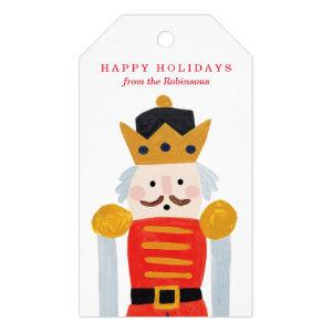 Nutcracker Prince Gift Tags