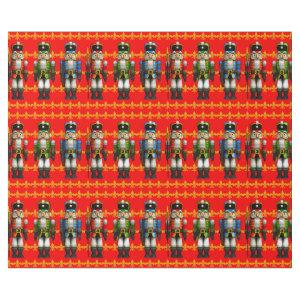 Nutcrackers Wrapping Paper