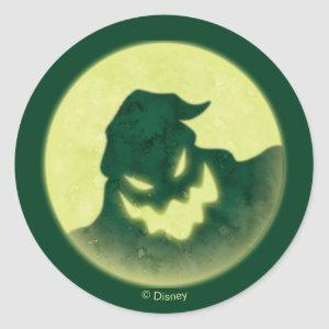 Oogie Boogie | I'm The Boogie Man Classic Round Sticker